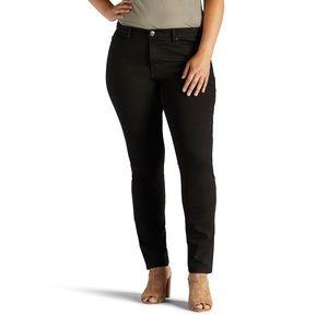 LOFT Modern Slim Black Jeans Size 16